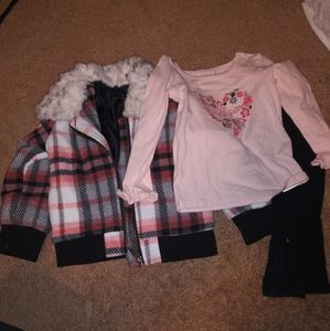 Timmy Hilfiger 3 piece outfit